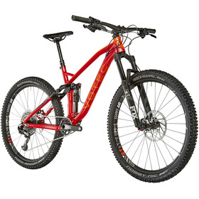 "VOTEC VMs Elite Tour/Trail Fully 27,5"" red-black"